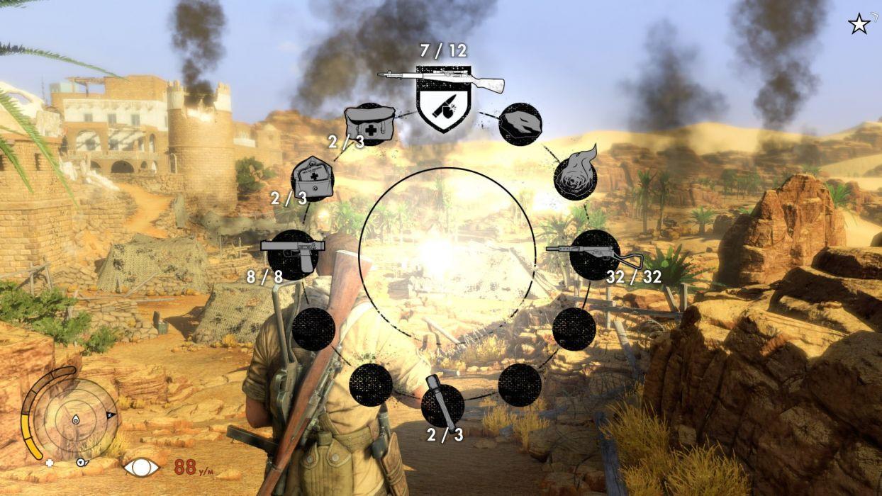 SNIPER ELITE III shooter military weapon gun tactical stealth (30) wallpaper