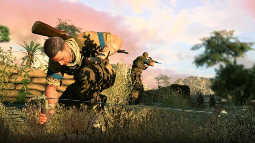 SNIPER ELITE III shooter military weapon gun tactical stealth (41) wallpaper