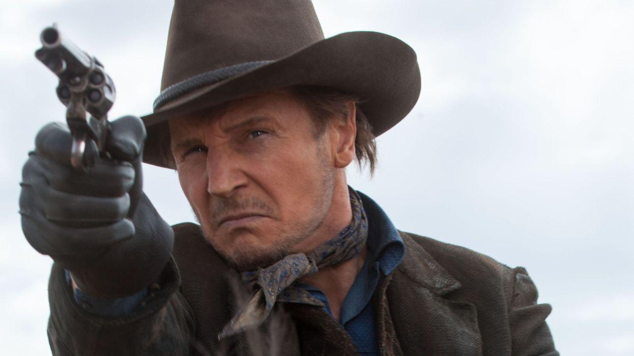 MILLION WAYS DIE WEST comedy western film charlize theron (6) wallpaper