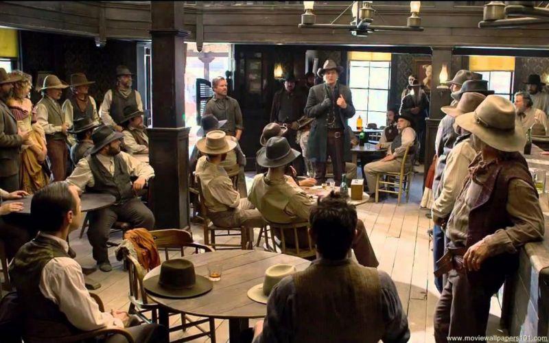 MILLION WAYS DIE WEST comedy western film charlize theron (9) wallpaper