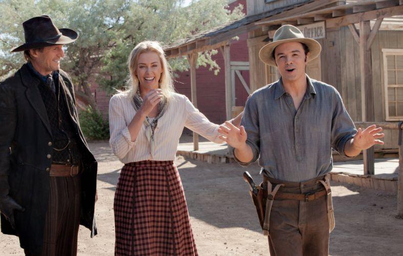 MILLION WAYS DIE WEST comedy western film charlize theron (26) wallpaper