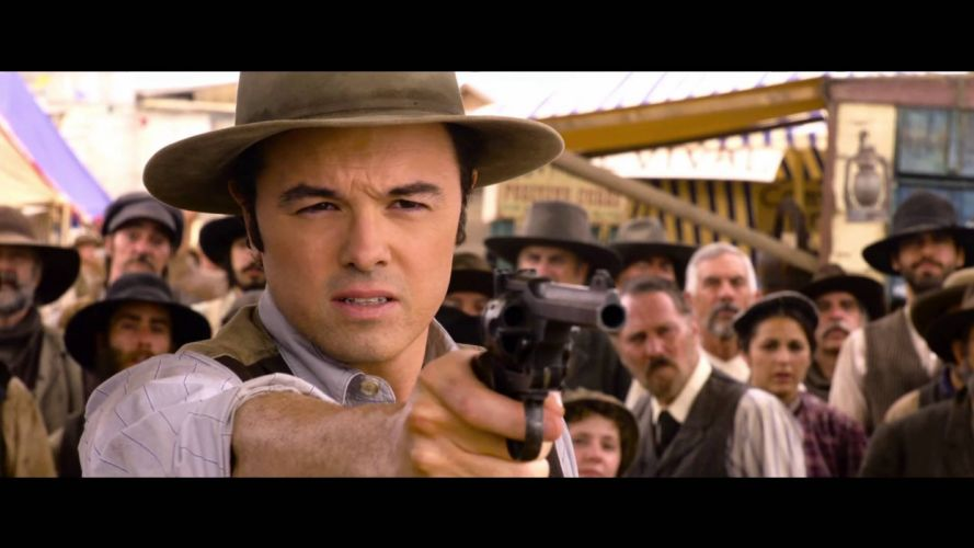 MILLION WAYS DIE WEST comedy western film charlize theron (34) wallpaper