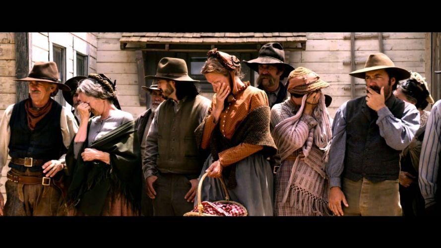 MILLION WAYS DIE WEST comedy western film charlize theron (37) wallpaper