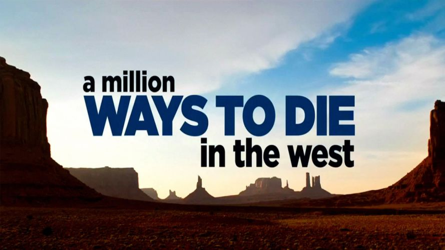 MILLION WAYS DIE WEST comedy western film charlize theron (49) wallpaper