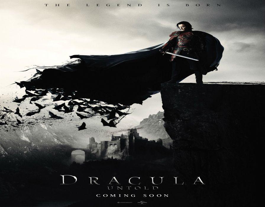 DRACULA UNTOLD drama fantasy dark vampire (8) wallpaper