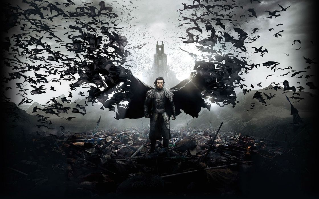DRACULA UNTOLD drama fantasy dark vampire (7) wallpaper