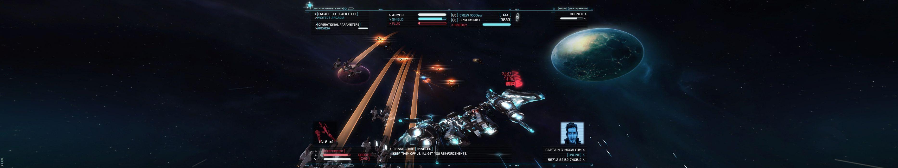 STRIKE SUIT ZERO space flight combat sci-fi spaceship simulator mecha (12) wallpaper