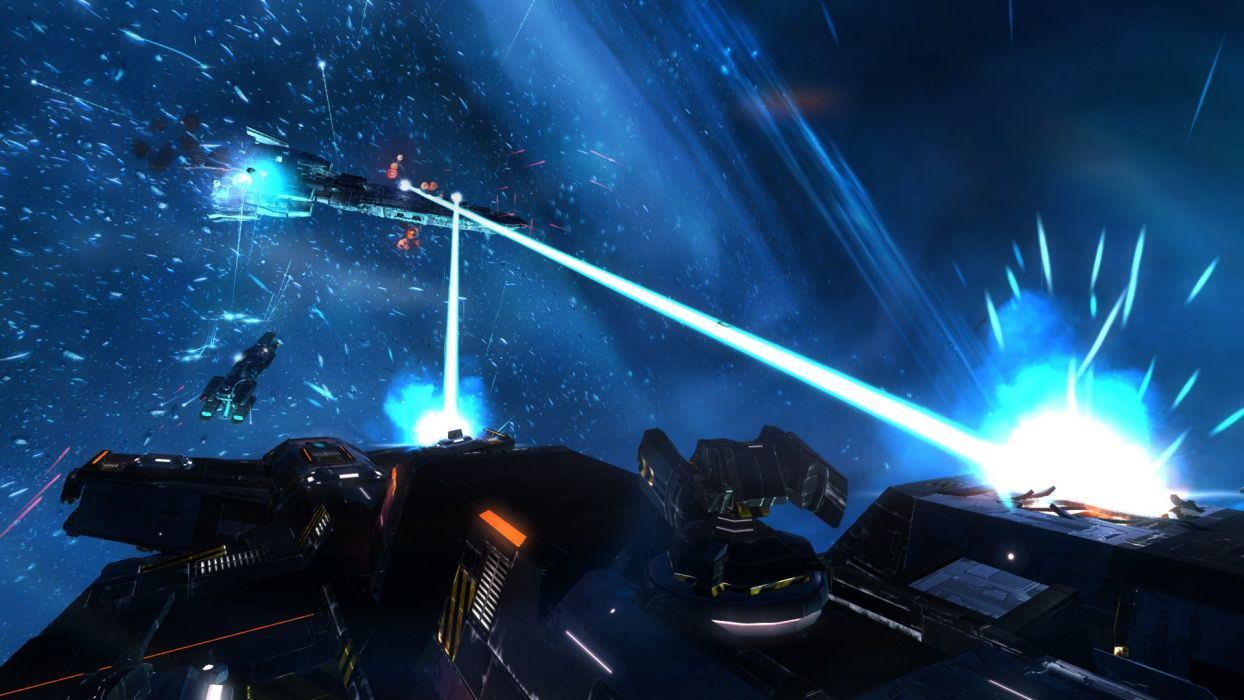STRIKE SUIT ZERO space flight combat sci-fi spaceship simulator mecha (23) wallpaper