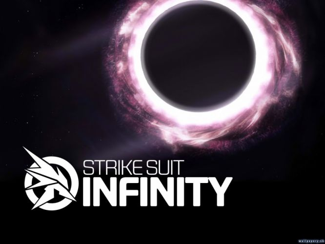 STRIKE SUIT INFINITY space flight combat sci-fi spaceship simulator mecha (8) wallpaper