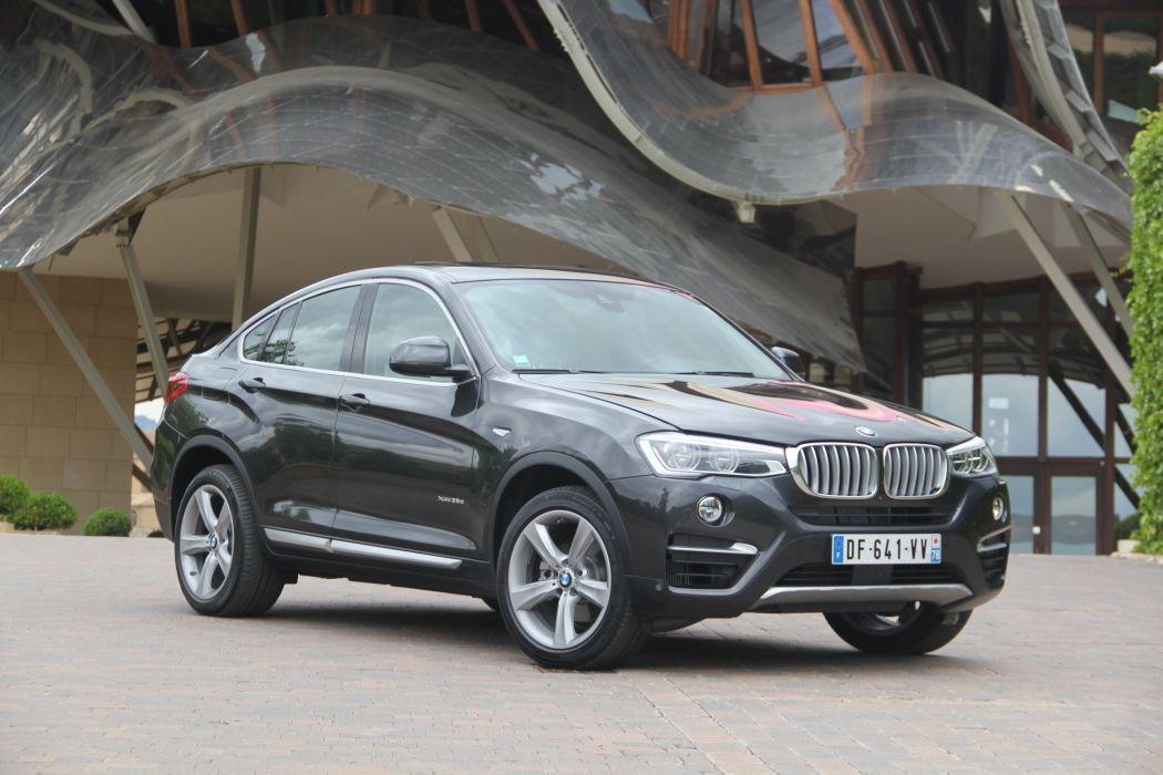 BMW-X4-2014 wallpaper