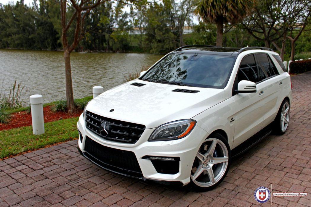 Mercedes-ML63-AMG  wallpaper