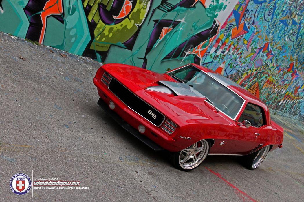 Chevy-camaro-ss wallpaper