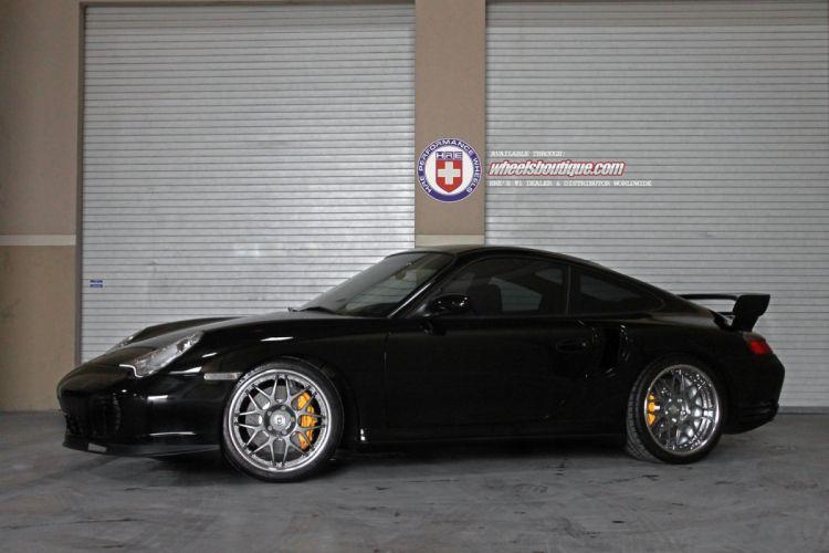 Porsche-996-Turbo-S wallpaper