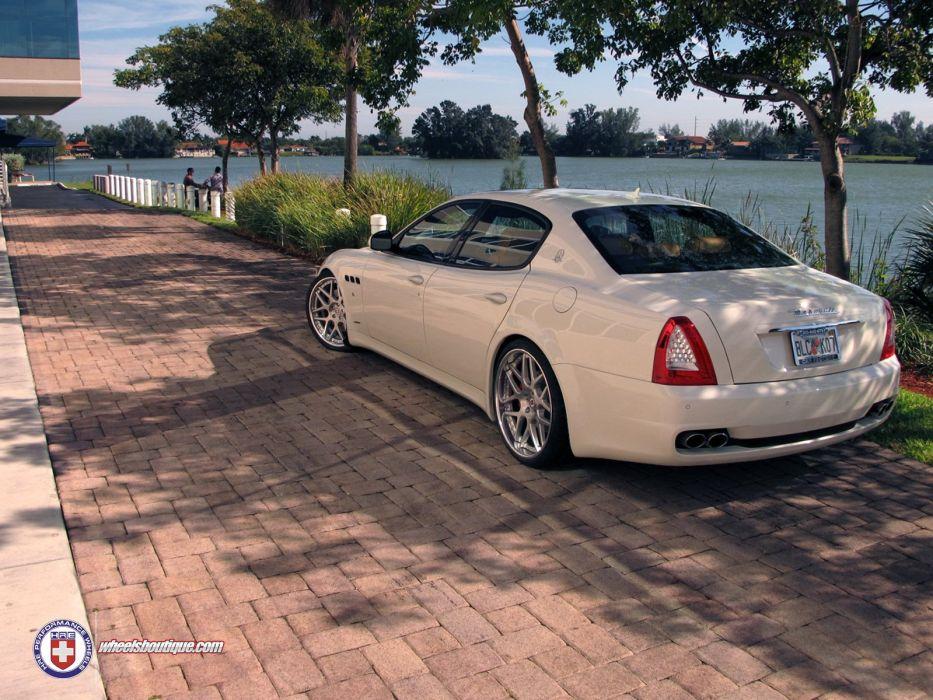 Maserati-Quattroporte wallpaper