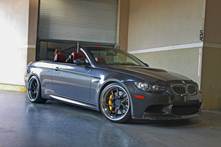 BMW-M3-e92-Convertible wallpaper