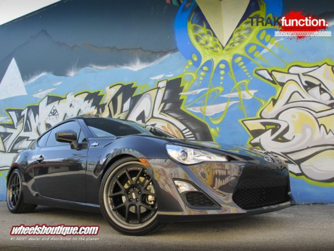 Scion-FR-S wallpaper