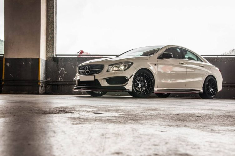 RevoZport-Mercedes-CLA-290 wallpaper
