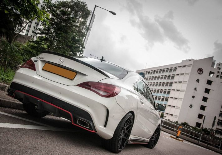 RevoZport-Mercedes-CLA-290 wallpaper