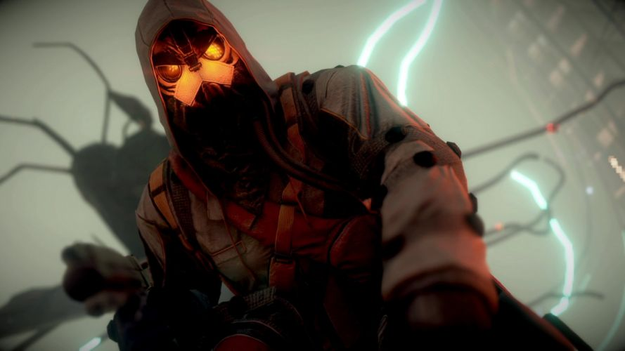 KILLZONE Shadow Fall shooter action sci-fi warrior (1) wallpaper