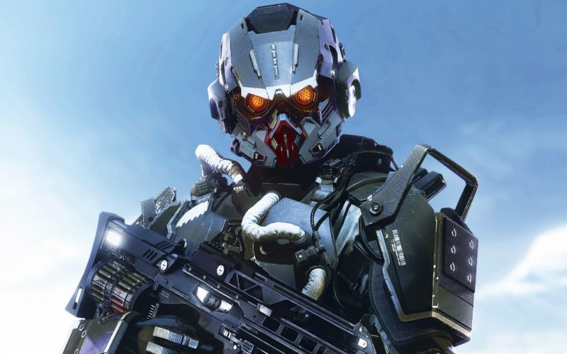 KILLZONE Shadow Fall shooter action sci-fi warrior (9) wallpaper