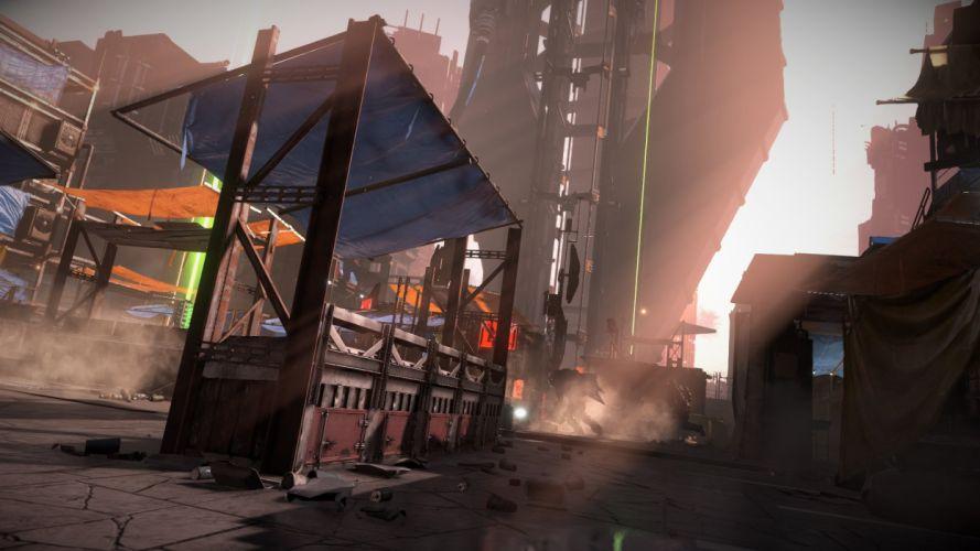 KILLZONE Shadow Fall shooter action sci-fi warrior (21) wallpaper