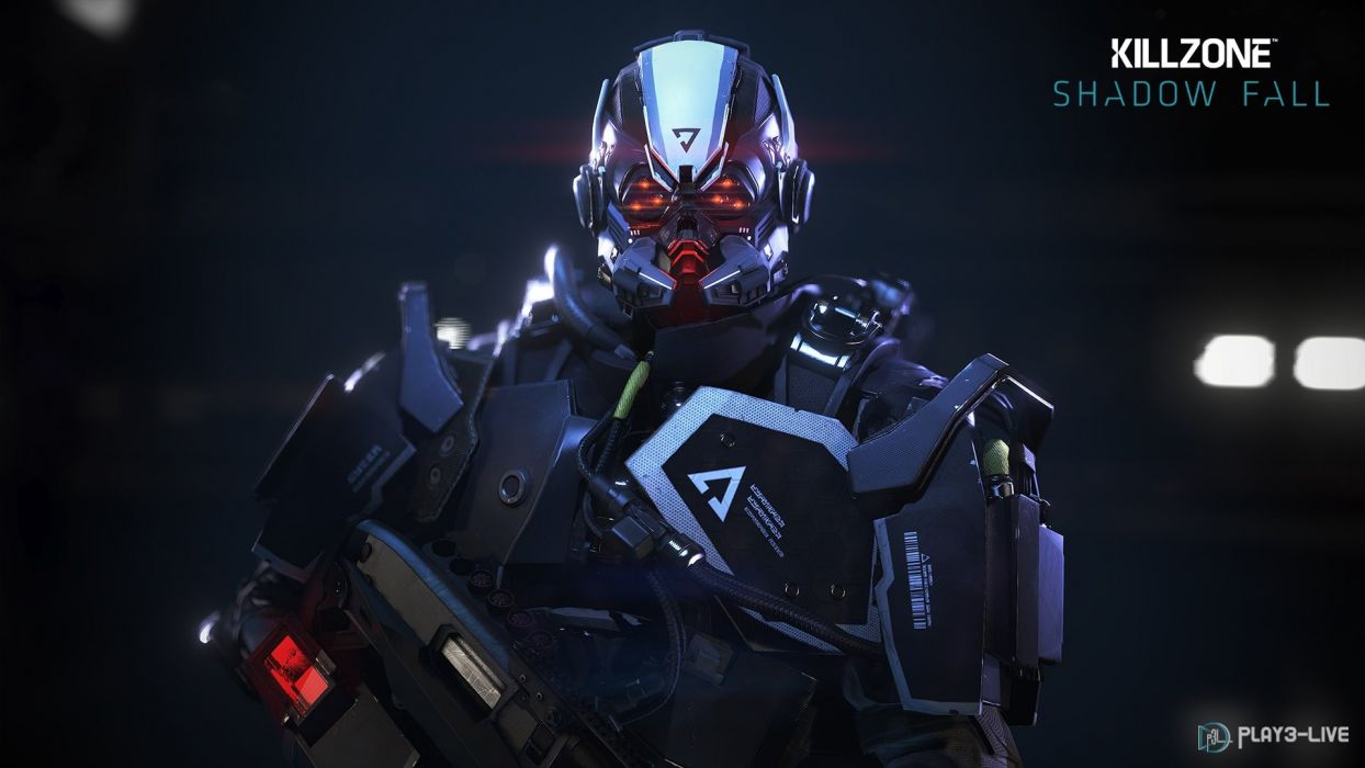 KILLZONE Shadow Fall shooter action sci-fi warrior (23) wallpaper