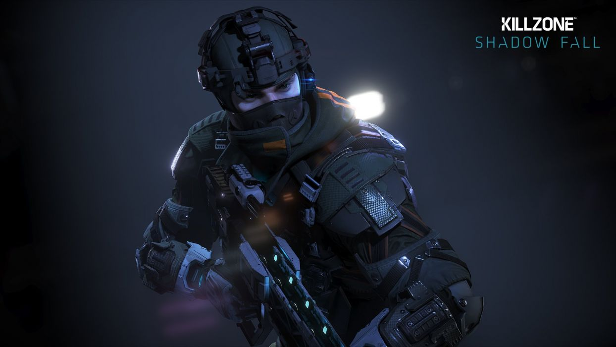 KILLZONE Shadow Fall shooter action sci-fi warrior (40) wallpaper