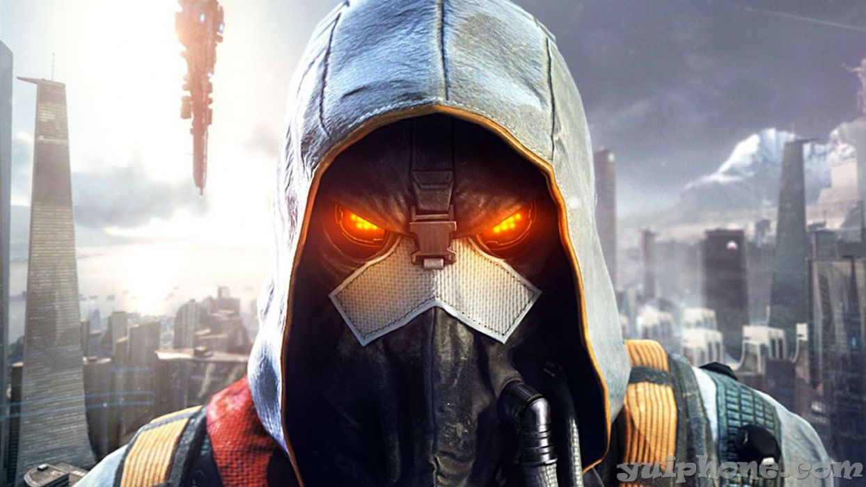 KILLZONE Shadow Fall shooter action sci-fi warrior (74) wallpaper