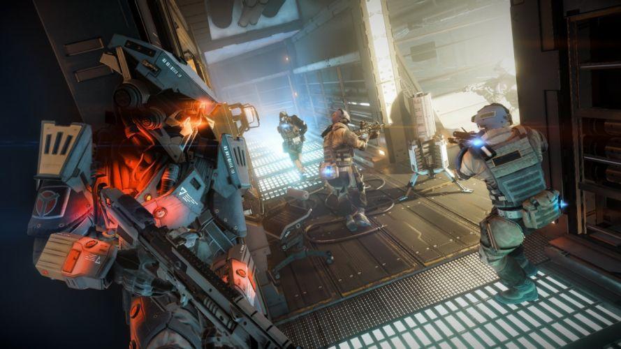 KILLZONE Shadow Fall shooter action sci-fi warrior (64) wallpaper