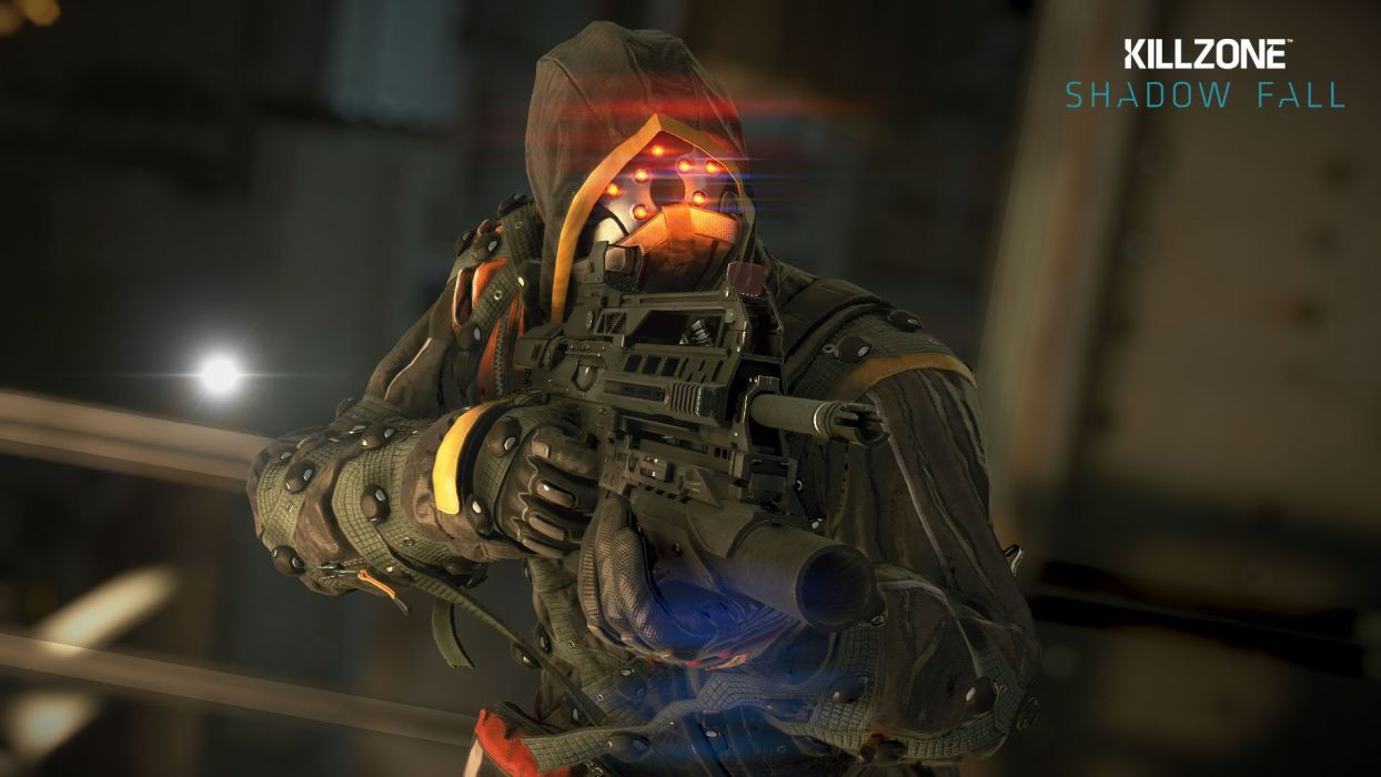 KILLZONE Shadow Fall shooter action sci-fi warrior (216) wallpaper