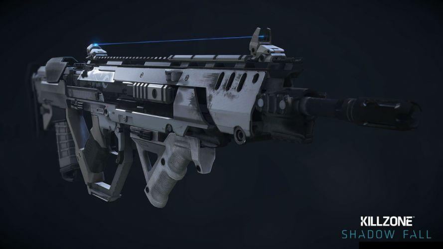 KILLZONE Shadow Fall shooter action sci-fi warrior (219) wallpaper