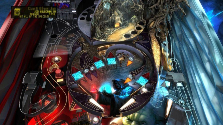 STAR WARS PINBALL Heroes Within sci-fi (16) wallpaper