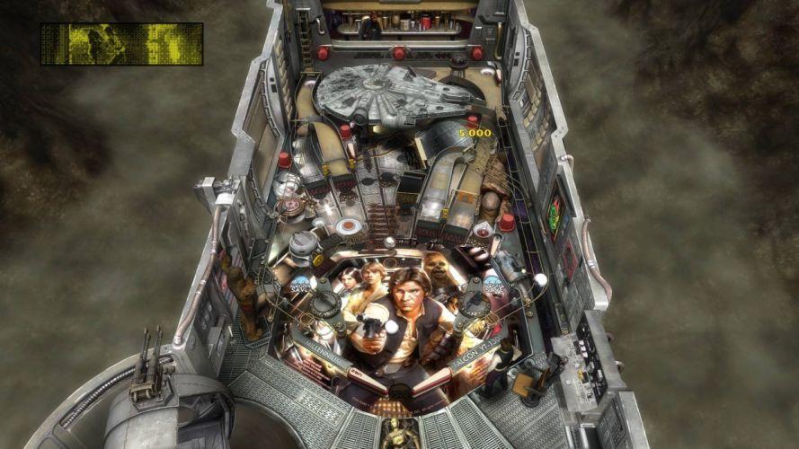 STAR WARS PINBALL Heroes Within sci-fi (23) wallpaper