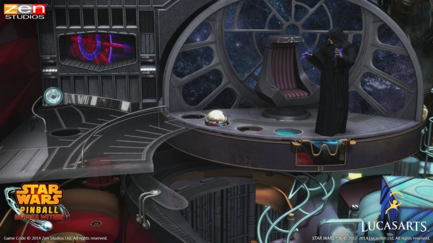 STAR WARS PINBALL Heroes Within sci-fi (32) wallpaper