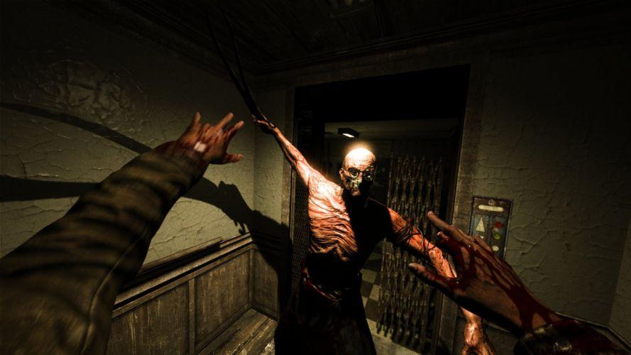 OUTCAST WHISTLEBLOWER survival horror action dark (4) wallpaper