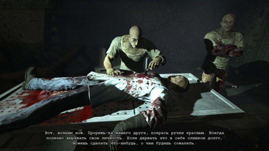 OUTCAST WHISTLEBLOWER survival horror action dark (2) wallpaper