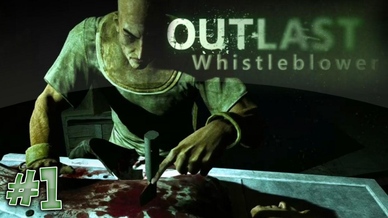 OUTCAST WHISTLEBLOWER survival horror action dark (28) wallpaper