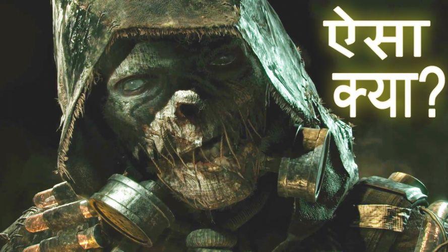OUTCAST WHISTLEBLOWER survival horror action dark (27) wallpaper