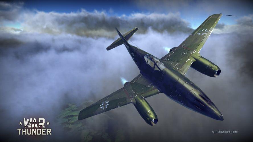 WAR THUNDER battle mmo combat flight simulator military (12) wallpaper