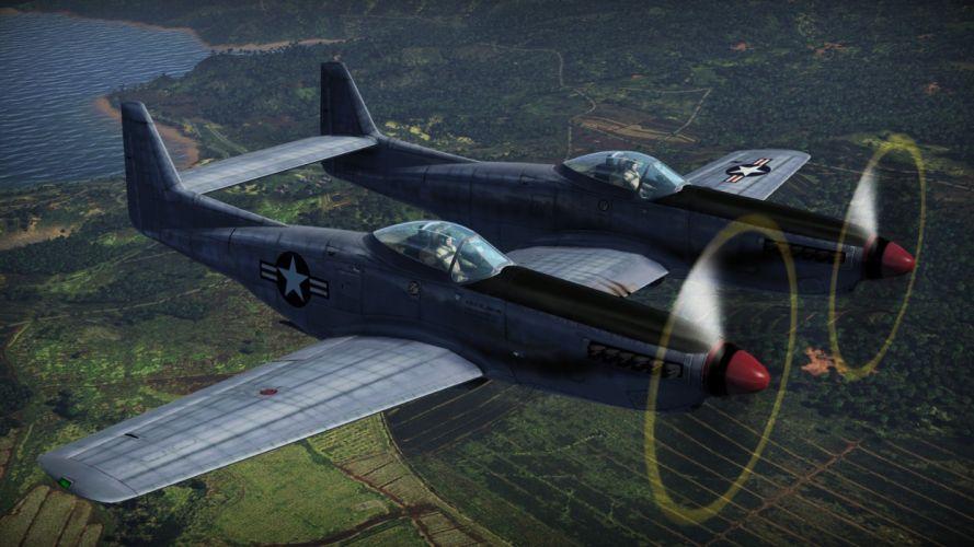 WAR THUNDER battle mmo combat flight simulator military (35) wallpaper