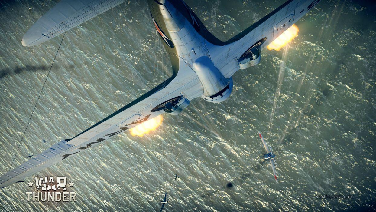 WAR THUNDER battle mmo combat flight simulator military (29) wallpaper