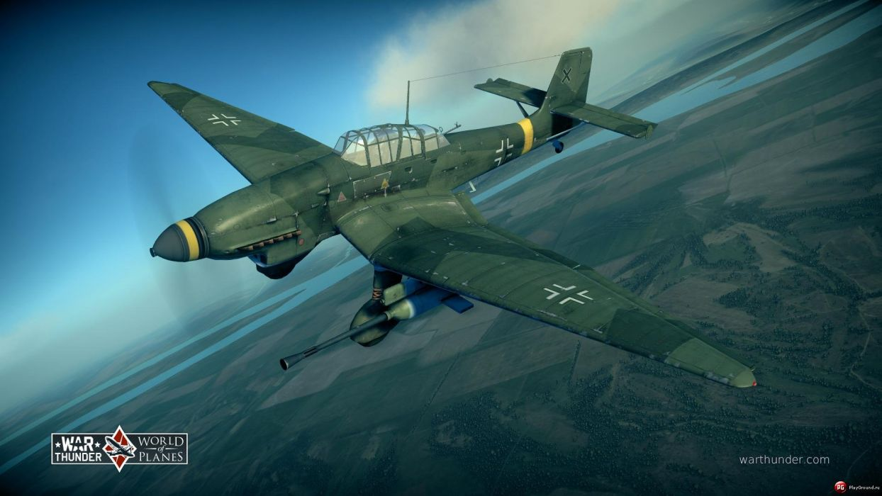 WAR THUNDER battle mmo combat flight simulator military (39) wallpaper