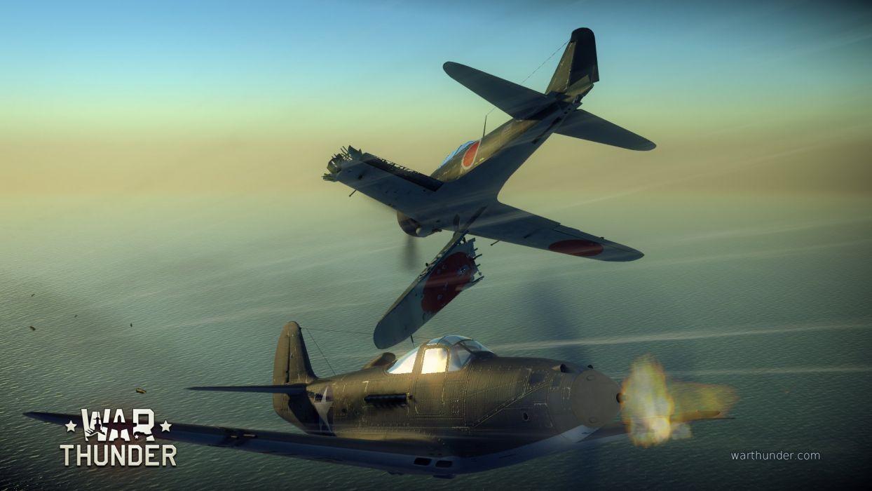 WAR THUNDER battle mmo combat flight simulator military (47) wallpaper