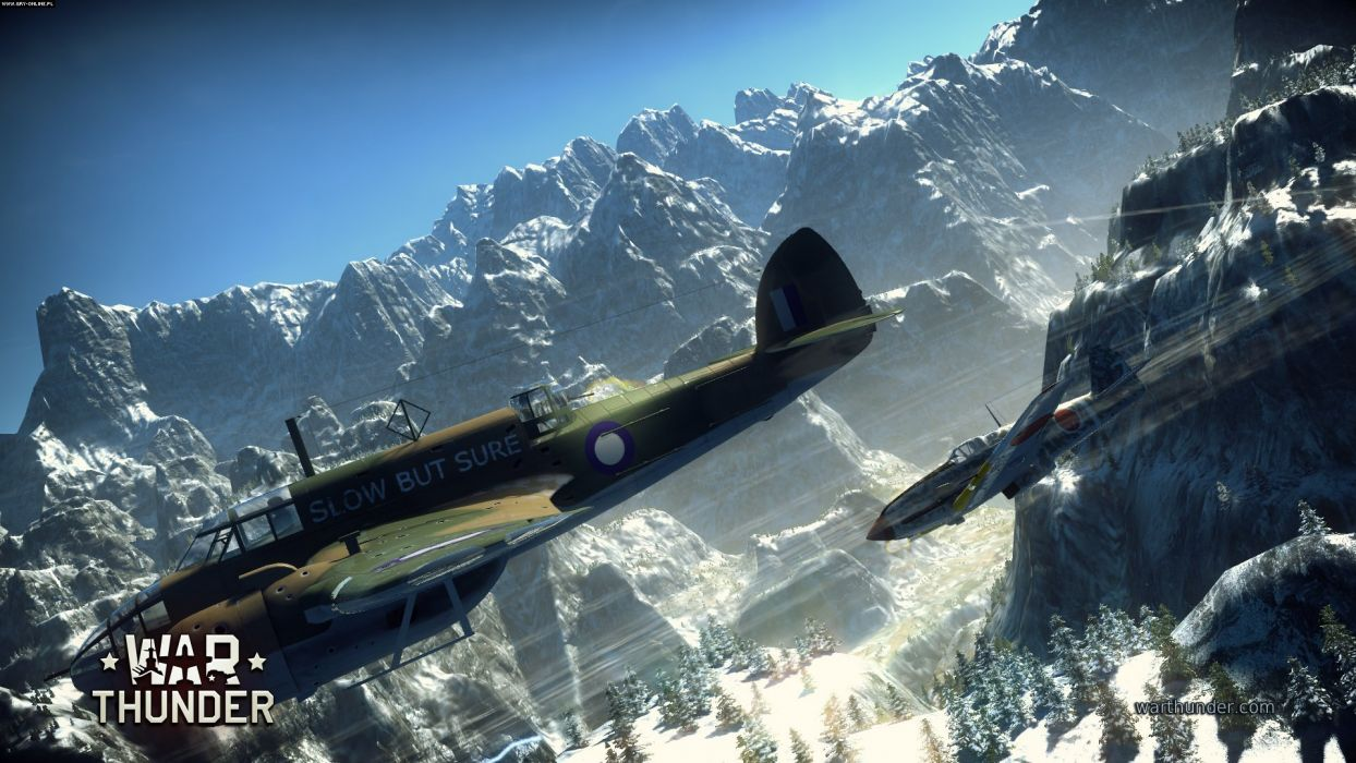 WAR THUNDER battle mmo combat flight simulator military (20) wallpaper