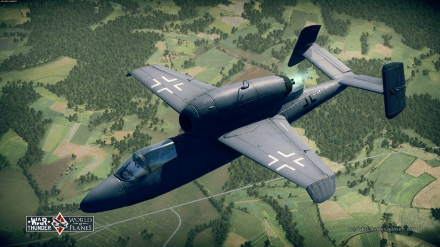 WAR THUNDER battle mmo combat flight simulator military (24) wallpaper