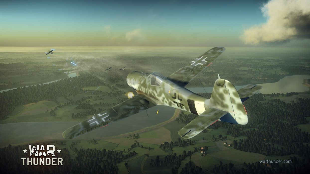 WAR THUNDER battle mmo combat flight simulator military (35) wallpaper