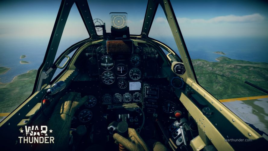 WAR THUNDER battle mmo combat flight simulator military (32) wallpaper