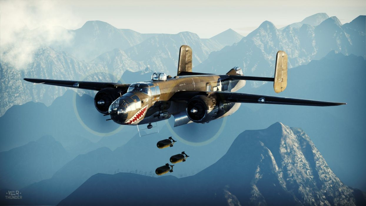 WAR THUNDER battle mmo combat flight simulator military (41) wallpaper