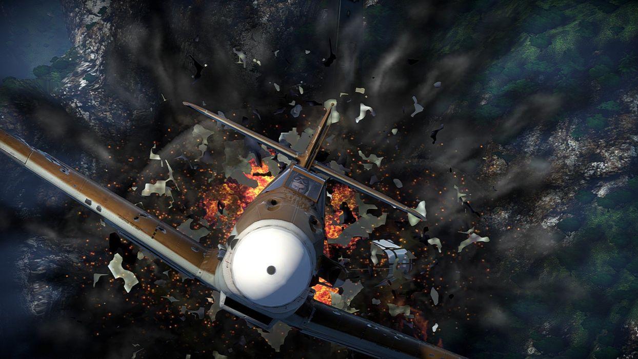 WAR THUNDER battle mmo combat flight simulator military (43) wallpaper