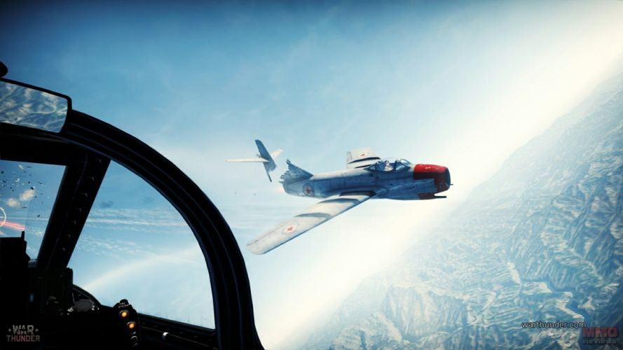 WAR THUNDER battle mmo combat flight simulator military (52) wallpaper